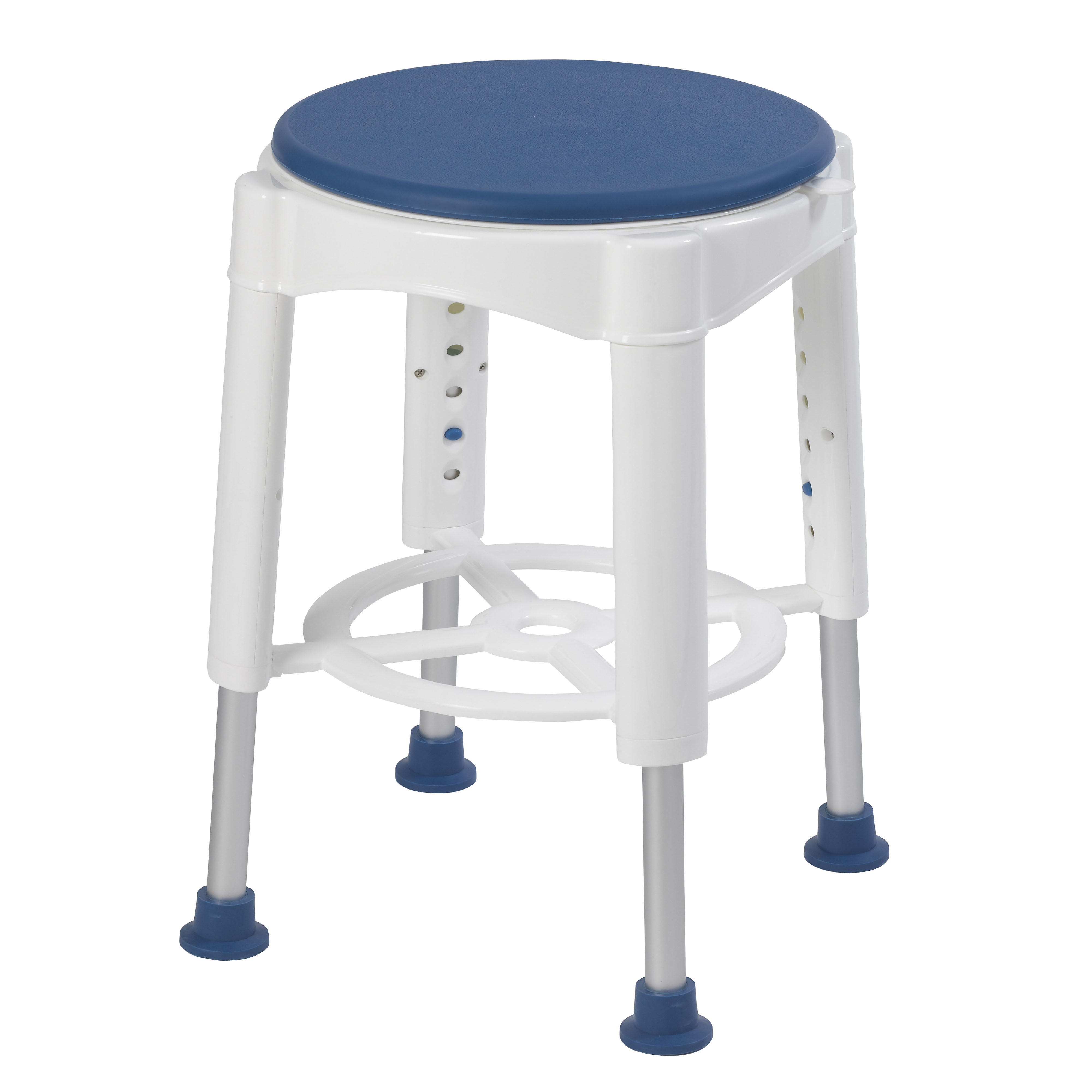 Bathroom Safety Swivel Seat Shower Stool – AMS